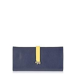 Radley - Navy Hamilton large foldover matinee purse
