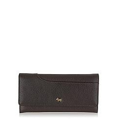 Radley - Brown Pocket Bag large slim flapover purse