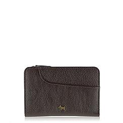 Radley - Brown Pocket Bag medium zip purse