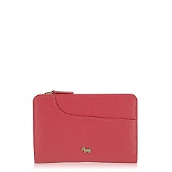 Radley - Pink Pocket Bag medium zip purse