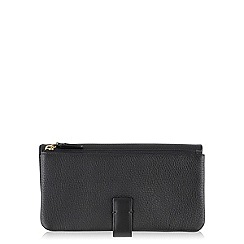 Radley - Black Tetbury large tab matinee purse