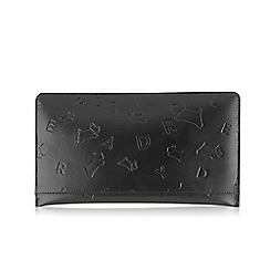 Radley - Black 'Oriel' large clutch bag