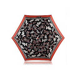 Radley - Ivory 'Fleet Street' mini umbrella