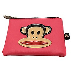 Paul Frank - Pink Julius monkey coin purse