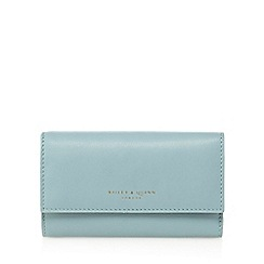 Bailey & Quinn - Light green medium leather flap over purse