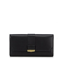 Fiorelli - Black 'Minnie' large fold over purse
