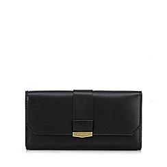 Fiorelli - Black 'Minnie' large fold over purse
