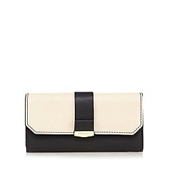 Fiorelli - Cream 'Minnie' large fold over purse