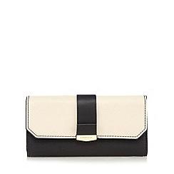 Fiorelli - Cream 'Minnie' large fold over purse
