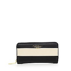 Fiorelli - White 'Perrie' zip around large purse