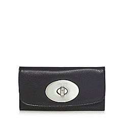 Fiorelli - Black 'Denver' large flap over purse