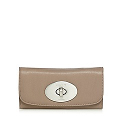 Fiorelli - Grey 'Denver' large flap over purse
