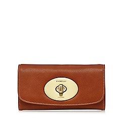 Fiorelli - Tan 'Denver' large flap over purse