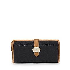 J by Jasper Conran - Black tab over large purse