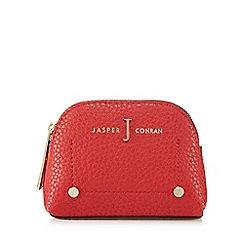J by Jasper Conran - Red formal coin purse