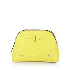J by Jasper Conran - Green leatherette coin purse