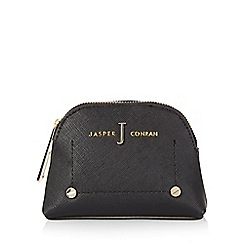 J by Jasper Conran - Black formal coin purse