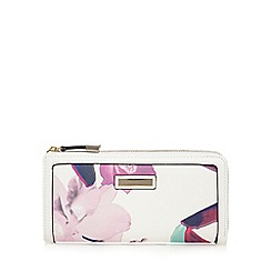 Star by Julien Macdonald - White floral print purse