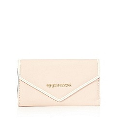 RJR.John Rocha - Light pink large flap over purse