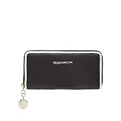 RJR.John Rocha - Black contrasting large purse