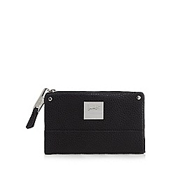 Principles by Ben de Lisi - Black small fold over purse