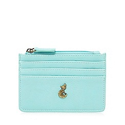 Mantaray - Turquoise mini purse