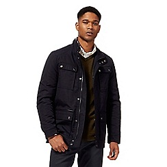 The Collection - Big and tall navy jacket