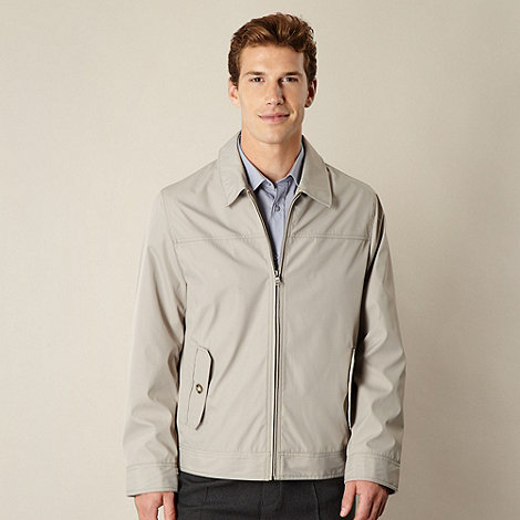 Thomas Nash - Natural harrington jacket