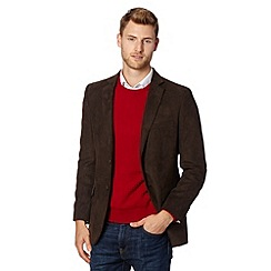 Thomas Nash - Brown chest pocket blazer