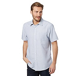 Thomas Nash - White dash lines shirt