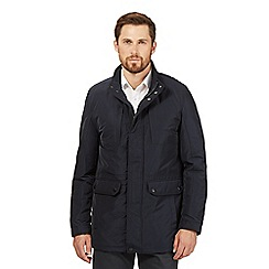The Collection - Big and tall navy padded jacket