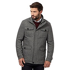 The Collection - Grey donegal jacket