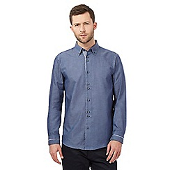 The Collection - Blue chambray shirt
