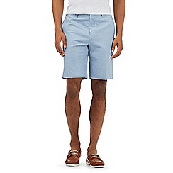 The Collection - Light blue smart chino shorts