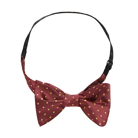 Hammond & Co. by Patrick Grant - Polka dot bowtie