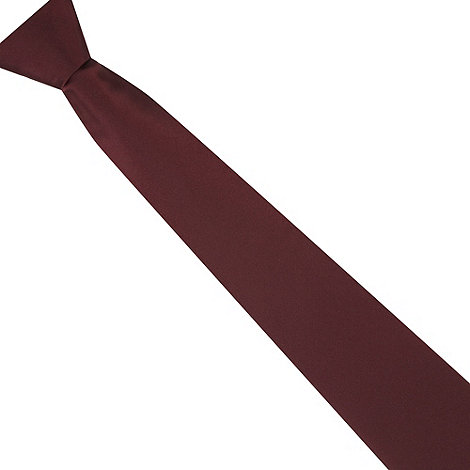 Thomas Nash - Wine plain tie