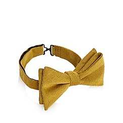 Hammond & Co. by Patrick Grant - Designer mustard bow tie