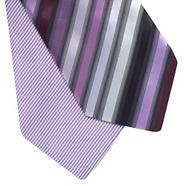 Purple set of two ties