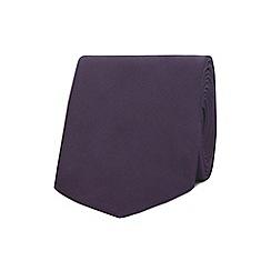 The Collection - Purple slim tie
