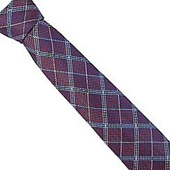 The Collection - Red diamond tie