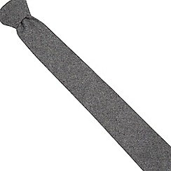 Red Herring - Grey wool tie