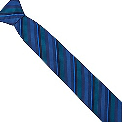 The Collection - Blue striped tie