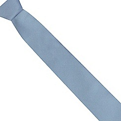 Red Herring - Light blue skinny tie