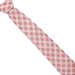 Hammond & Co. by Patrick Grant - Red checked tie