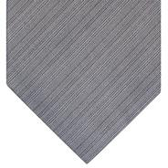 Designer grey semi plain textured silk tie
