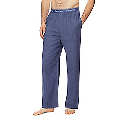 Calvin Klein - Blue pyjama bottoms