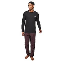 Calvin Klein - Black logo pyjama set