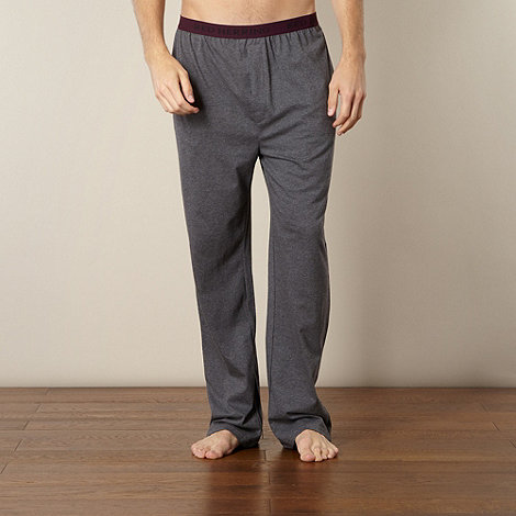 Red Herring - Grey jersey lounge pants