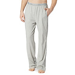 Calvin Klein - Grey jersey pyjama bottoms