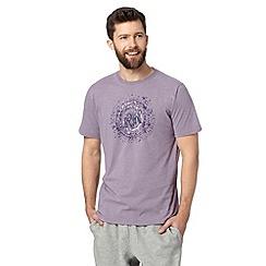 RJR.John Rocha - Designer purple exploding circles t-shirt